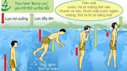 Kỹ năng thoát chết kể cả khi không biết bơi