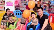 Ốc Thanh Vân dự định sinh thêm con thứ tư