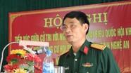 Đại tá Trần Văn Hùng: Tham mưu giải quyết tốt vấn đề hậu phương quân đội