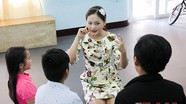 Diễn viên Lan Phương dàn dựng tác phẩm của Nguyễn Nhật Ánh tặng các thiên thần nhỏ