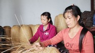 Liên minh HTX Nghệ An khai giảng 2 lớp mây tre đan xuất khẩu
