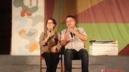 Danh hài Đức Khuê, Chí Trung biểu diễn miễn phí tại TP.Vinh