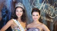Bầu 5 tháng, Hồng Quế vẫn tự tin khoe sắc bên Hoa hậu Pháp