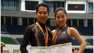 Chàng trai xứ Nghệ đạt 'cú đúp' tại Giải khiêu vũ thể thao toàn quốc mở rộng
