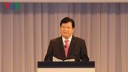 'Chính phủ Việt Nam luôn đồng hành với các nhà đầu tư Nhật Bản'