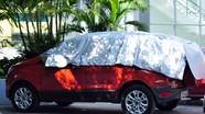 Hạ nhiệt trong ôtô ngày hè như thế nào?