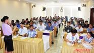 Nghệ An: Dự kiến mở 80 lớp đào tạo khởi nghiệp, CEO từ nay đến năm 2020