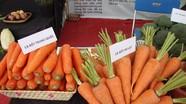 Cách phân biệt rau, củ quả Trung Quốc với rau củ quả Việt Nam