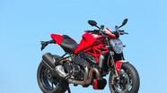 Nakedbike mạnh nhất của Ducati sắp đến Việt Nam