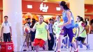 Nữ sinh Nghệ An lọt top 15 cuộc thi tìm kiếm tài năng bóng rổ của Mỹ