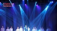 Xúc động trong đêm nhạc tưởng nhớ cố nhạc sỹ An Thuyên tại Nghệ An