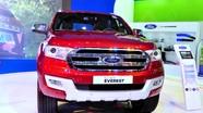 Ford Everest giá mới 2 tỷ - đắt gấp đôi Fortuner tại Việt Nam