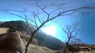 Mê mẩn cảnh video 360° quay từ lưng đại bàng khổng lồ