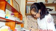 Gặp nữ thủ khoa lớp 10 huyện lúa Yên Thành