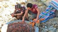 Hạn hán ở Nghệ An: Đào sâu 60 m vẫn chưa có nước sinh hoạt