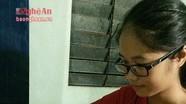 Thanh Chương: Cô bé nhà nghèo đạt trên 27 điểm đại học