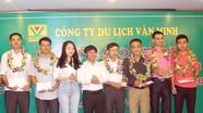 Trao giải cuộc thi sáng kiến phát triển Công ty du lịch Văn Minh