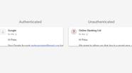 Gmail thêm tính năng cảnh báo lừa đảo