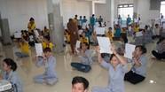 Hội trại 'Tri ân' tại Chùa Đại Tuệ