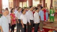 Trang trọng lễ giỗ Tổng Bí thư Lê Hồng Phong lần thứ 74