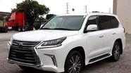 Lexus LX570 nhập rẻ 2 tỷ so với chính hãng