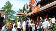 Đông đảo du khách về với lễ giỗ Hoàng đế Quang Trung