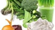 Mùa thu, ăn gì để giải độc cơ thể?