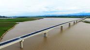 Cầu Yên Xuân nhìn từ trên cao