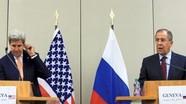 Mỹ - Nga không đạt được thỏa thuận về vấn đề Syria