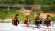Khoảnh khắc ấn tượng sông Giăng, đập Phà Lài