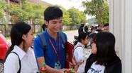 Đại học Vinh dẫn đầu cả nước về kết nạp đảng viên trong trường học