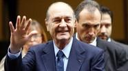 Cựu Tổng thống Pháp Jacques Chirac nhập viện khẩn cấp vì nhiễm trùng phổi