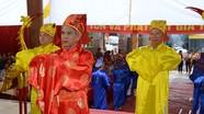 Thành phố Vinh tổ chức lễ giỗ Đức Thánh Trần