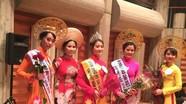 Nữ sinh Nghệ An giành danh hiệu hoa hậu áo dài Việt Nam tại Nhật Bản
