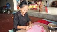 Làng nghề hương trầm xuất khẩu ở Nghệ An