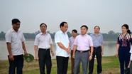 Khó kiểm soát tình trạng khai thác cát sỏi trái phép trên Sông Lam?