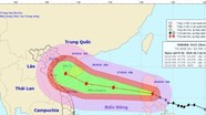 Bão số 7 sắp đổ bộ: Tâm bão gió giật cấp 16, mưa lớn trên diện rộng