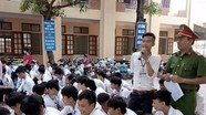 900 học sinh, giáo viên TTGDTX được tuyên truyền pháp luật