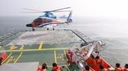 Lộ diện trực thăng trang bị cho tàu CSB 8004 Việt Nam