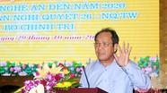 Ông Hồ Xuân Hùng: Cần cân đối trong phát triển các vùng miền khi xây dựng NTM
