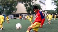 Đinh Xuân Tiến - gương mặt triển vọng của bóng đá xứ Nghệ