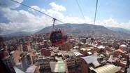 Để tránh kẹt xe, người dân Bolivia đi làm bằng cáp treo dài nhất thế giới