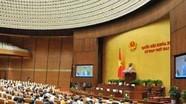 Quốc hội biểu quyết thông qua Nghị quyết về kế hoạch đầu tư công