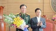 Đại tá Hà Tân Tiến giữ chức vụ Phó Tư lệnh Quân khu 4