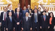 Hình ảnh Hoàng tử Anh William lần đầu tiên tới thăm Hà Nội