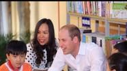 Hoàng tử Anh tặng sách cho 1,5 triệu học sinh Việt Nam