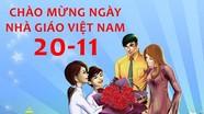 Những lời chúc Ngày Nhà giáo Việt Nam 20/11 hay và ý nghĩa nhất