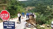 Nhiều công trình hư hỏng nặng sau bão lụt khó khắc phục