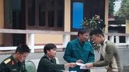Gần 300 thanh niên vùng cao chuẩn bị tham gia nghĩa vụ quân sự
