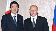 Putin: 'Nga không tranh chấp lãnh thổ với Nhật'